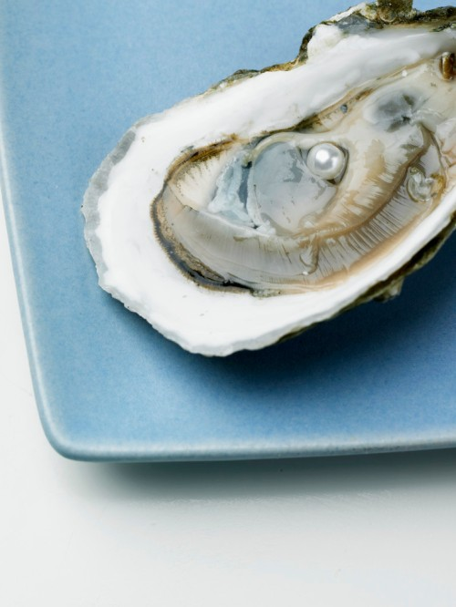 Raw oysters qualify as paleo