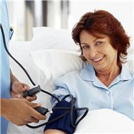 Elevated blood pressure is one component of metabolic syndrome