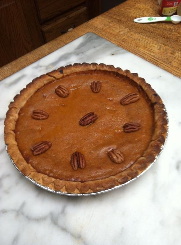 pumpkin pie, paleo diet, Parker paleo diet